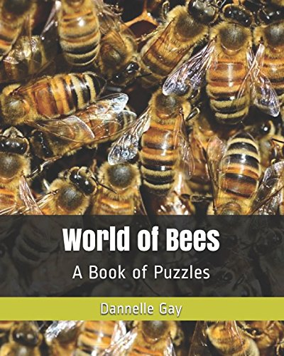 World of Bees: A Book of Puzzles