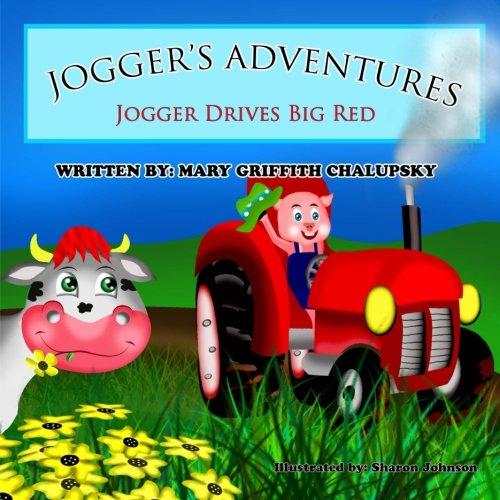 Jogger Drives Big Red