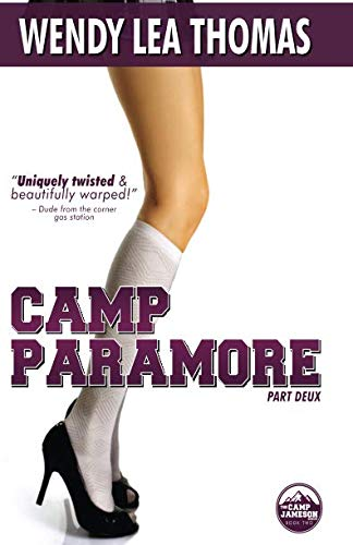 Book Cover Camp Paramore (Camp Jameson Series) (Volume 2)