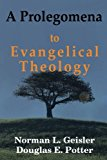 Book Cover A Prolegomena to Evangelical Theology