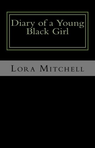 Book Cover Diary of a Young Black Girl: Who Loves God and People