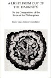 Book Cover A Light from Out of the Darkness: On the Composition of the Stone of the Philosophers