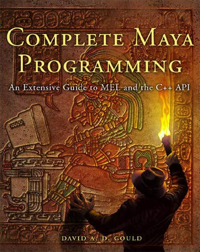 Book Cover Graphism Guide : Complete maya programming an extensive guide to mel and