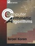 Book Cover Computer Arithmetic Algorithms, Second Edition