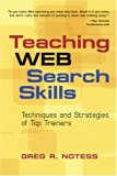 Book Cover Teaching Web Search Skills: Techniques And Strategies Of Top Trainers