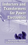 Book Cover Inductors and Transformers for Power Electronics