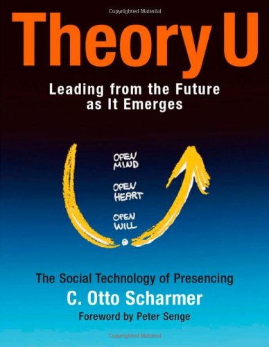 Book Cover Theory U: Leading from the Future as It Emerges