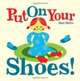 Book Cover Put on Your Shoes!