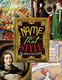Book Cover Name That Style: All About Isms in Art (Bob Raczka's Art Adventures)