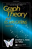 Book Cover Graph Theory and Its Applications, Second Edition (Textbooks in Mathematics)