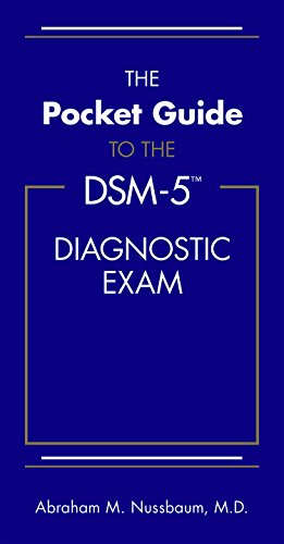 The Pocket Guide To The Dsm