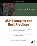 Book Cover JSP Examples and Best Practices