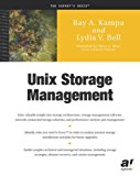 Book Cover Unix Storage Management