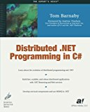 Book Cover Distributed .NET Programming in C#