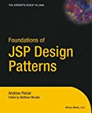Book Cover Foundations of JSP Design Patterns