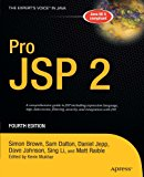 Book Cover Pro JSP 2 (Expert's Voice in Java)