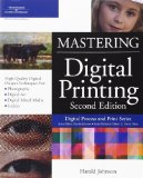 Book Cover Mastering Digital Printing, Second Edition (Digital Process and Print)