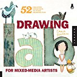 Book Cover Drawing Lab for Mixed-Media Artists: 52 Creative Exercises to Make Drawing Fun (Lab Series)