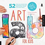 Book Cover Art Lab for Kids: 52 Creative Adventures in Drawing, Painting, Printmaking, Paper, and Mixed Media-For Budding Artists of All Ages (Lab Series)