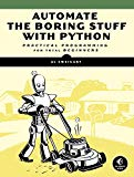Book Cover Automate the Boring Stuff with Python: Practical Programming for Total Beginners