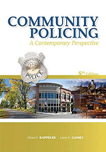 Community Policing: A Contemporary Perspective