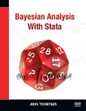 Book Cover Bayesian Analysis with Stata