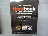 Book Cover The Complete Handbook of Loan Documents and Transactions