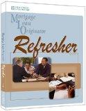 Book Cover Mortgage Loan Originator Refresher, 4th ed.