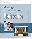Book Cover Mortgage Loan Originator Refresher, 5th edition
