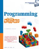 Book Cover Programming for the Absolute Beginner