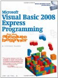 Book Cover Microsoft Visual Basic 2008 Express Programming for the Absolute Beginner (No Experience Required (Course Technology))