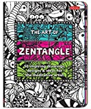 Book Cover The Art of Zentangle: 50 inspiring drawings, designs & ideas for the meditative artist
