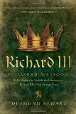 Book Cover Richard III: England's Black Legend