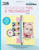 Book Cover Creating Keepsakes: Scrapbooking Tips & Techniques, Book 2