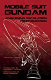 Book Cover Mobile Suit Gundam: Awakening, Escalation, Confrontation