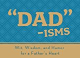 Book Cover DAD-ISMS (LIFE'S LITTLE BOOK OF WISDOM)