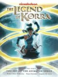 Book Cover Legend of Korra: The Art of the Animated Series Book Two