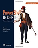 Book Cover PowerShell in Depth: An administrator's guide