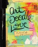 Book Cover Art Doodle Love: A Journal of Self-Discovery