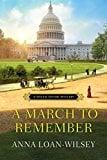 Book Cover A March to Remember (Hattie Davish Mysteries)