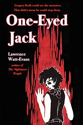 Book Cover One-Eyed Jack
