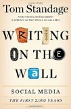 Book Cover Writing on the Wall: Social Media - The First 2,000 Years