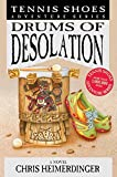 Book Cover Tennis Shoes Adventure Series: Drums of Desolations