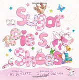 Book Cover Sugar Pie's Shoes