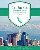 Book Cover California Mortgage Loan Origination & Lending, 5th Edition