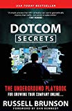 Book Cover DotCom Secrets: The Underground Playbook for Growing Your Company Online