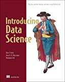 Book Cover Introducing Data Science: Big Data, Machine Learning, and more, using Python tools