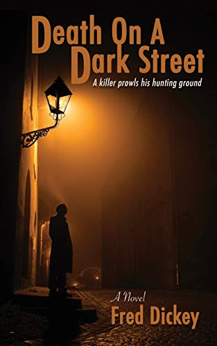 Book Cover Death on a Dark Street