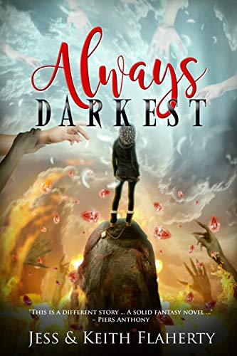 Book Cover Always Darkest (Arbitratus Trilogy)