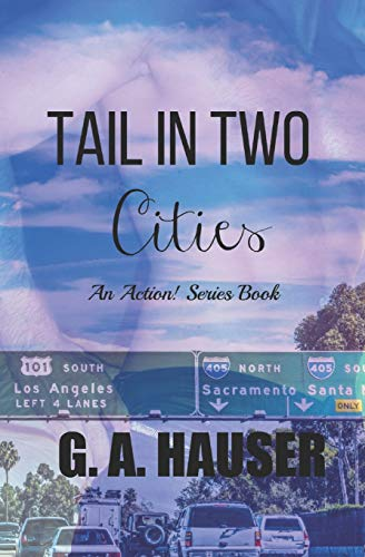 Book Cover Tail in Two Cities: An Action! Series Book